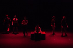 photo - Loan Ertel, performers - Béata Groves, Natalie Liconti, Lucy Fandel, Emilie Slotine, Sarah Foulkes, Emily Sirota