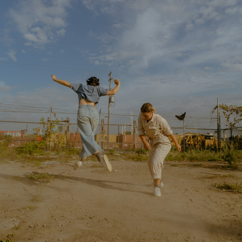 nature, dancer, dance, jump, dust, desert